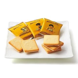 ★東京土産 大人気★メープルマニア メープルバタークッキー 9個(菓子/デザート)