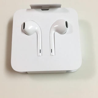 iPhone - iPhone 純正イヤホン