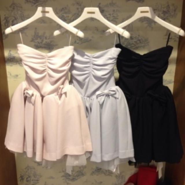 snidel(スナイデル)の売り切りセール♡snidel レディースのフォーマル/ドレス(ミニドレス)の商品写真