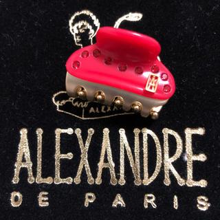 アレクサンドルドゥパリ(Alexandre de Paris)のkhloeさま専用 新品 アレクサンドルドゥパリ クリップ 3㎝(バレッタ/ヘアクリップ)