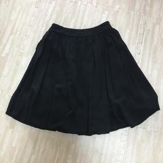 ドゥファミリー(DO!FAMILY)のドゥファミリー シフォンバルーンスカート(ひざ丈スカート)