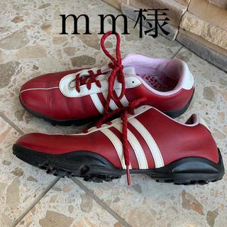 アディダス(adidas)のアディダス♥️ゴルフシューズ(シューズ)