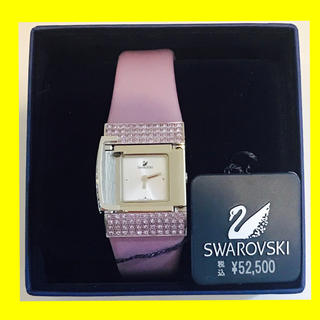 スワロフスキー(SWAROVSKI)の【お買得】Swarovski スワロフスキー ウォッチ 腕時計(腕時計)