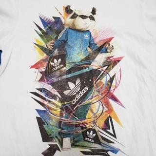 アディダス(adidas)のアディダス (Tシャツ/カットソー(半袖/袖なし))