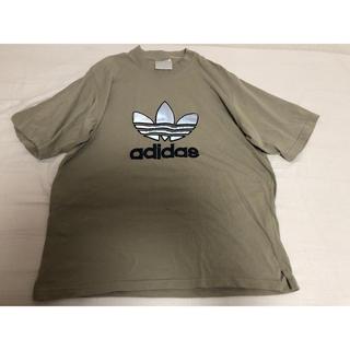 adidas - 古着 ビンテージ トップス アディダス  Tシャツ
