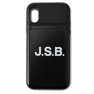 サンダイメジェイソウルブラザーズ(三代目 J Soul Brothers)のJ.S.B. iphoneケースX,XS(iPhoneケース)