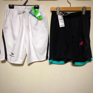 アディダス(adidas)の【新品】アディダス & ペナルティ プラパン Sサイズ  2点 セット(ウェア)
