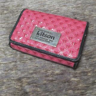 ae965e3c43d4 キットソン 財布(レディース)の通販 200点以上 | KITSONのレディースを ...