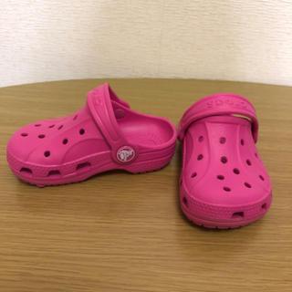クロックス(crocs)のクロックス12センチ(サンダル)