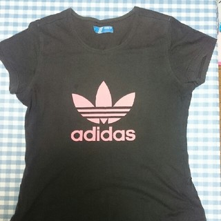 アディダス(adidas)のadidas Tシャツ♡Мサイズ(Tシャツ(半袖/袖なし))