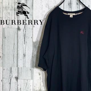バーバリー(BURBERRY)のGUCCI様専用  バーバリー  ワンポイントロゴ Tシャツ(Tシャツ/カットソー(半袖/袖なし))