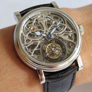 フランクミュラー(FRANCK MULLER)のFRANCK MULLER  腕時計(腕時計(アナログ))