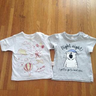 8bcec0b100fa6 ベビーギャップ(babyGAP)のキッズTシャツ サイズ70(Tシャツ)