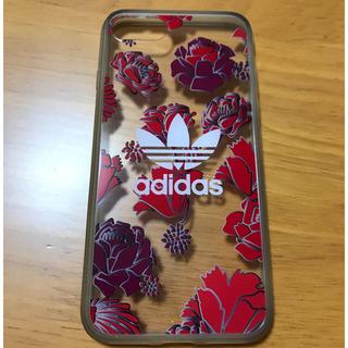 アディダス(adidas)のiPhone7  iPhone8 ケース アディダス(iPhoneケース)