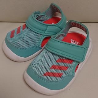 アディダス(adidas)のアディダス adidas サンダル 12センチ(サンダル)