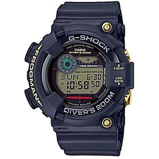 ジーショック(G-SHOCK)の新品未使用 国内正規品 タグ付☆35周年 GF-8235D-1BJR 黒金蛙(腕時計(デジタル))