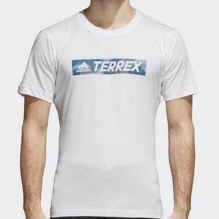 アディダス(adidas)の新品 adidas TERREX climalite グラフィックTシャツ(Tシャツ/カットソー(半袖/袖なし))