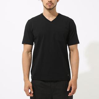 アズールバイマウジー(AZUL by moussy)のAZUL BY MOUSSY   USコットン 天竺VネックT(Tシャツ/カットソー(半袖/袖なし))