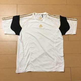 adidas - adidas ベースボールシャツ