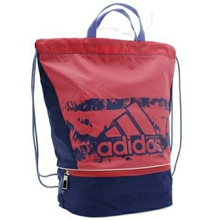 アディダス(adidas)の新品【adidas】プールバッグ アディダス スイミングバッグ スイムバッグ(マリン/スイミング)