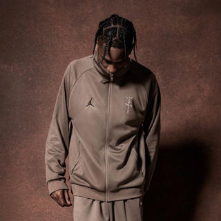 ナイキ(NIKE)のNIKE JORDAN TRAVIS SCOTT TRACK JACKET(ジャージ)