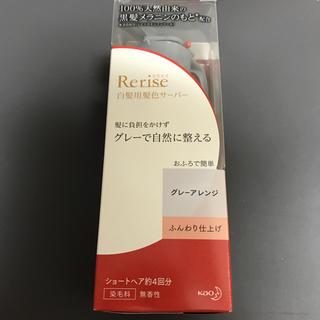 花王 - 花王 Rerise リライズ 白髪用髪色サーバー グレーアレンジ サーバーヘッド