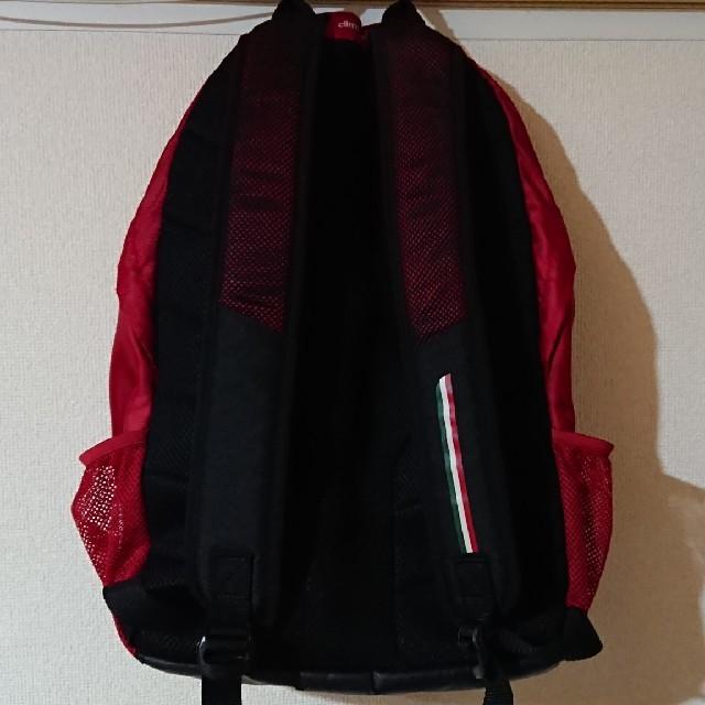 adidas(アディダス)のadidas(アディダス)リュック レッド メンズのバッグ(バッグパック/リュック)の商品写真