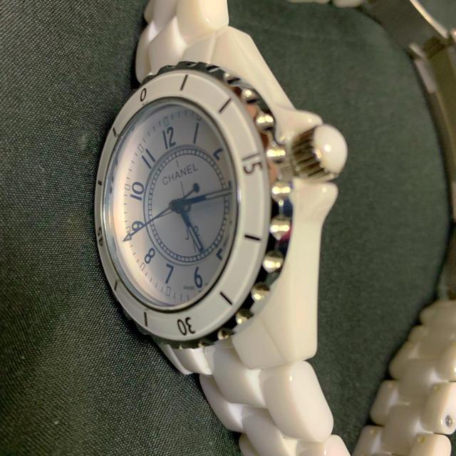CHANEL(シャネル)のシャネル J1238 H1629   自動巻 メンズの時計(腕時計(アナログ))の商品写真