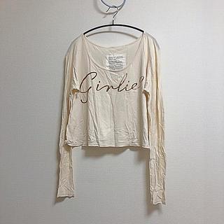 フーズフーチコ(who's who Chico)の⁂chico ロンT⁂(Tシャツ(長袖/七分))