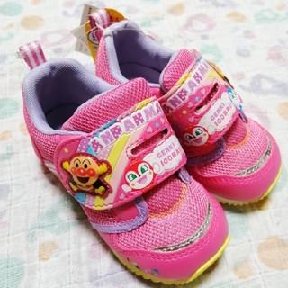 アンパンマン(アンパンマン)の★アール様専用★アンパンマン スニーカー 靴 14cm 女の子 2歳 (スニーカー)