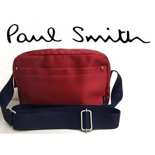 ポールスミス(Paul Smith)の【極美品】Paul Smith ポールスミス ショルダーバッグ(ショルダーバッグ)