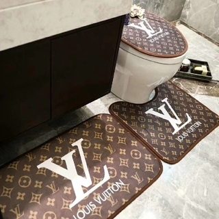 LV  トイレマットセット
