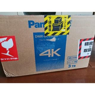 Panasonic - 【新品同様品】ブルーレイレコーダー 4K DIGA BCG3060 3TB