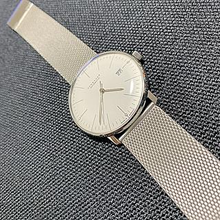 ユンハンス(JUNGHANS)のユンハンス  マックスビル 027/4002.44(腕時計(アナログ))