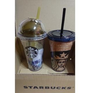 Starbucks Coffee - スターバックス コールド タンブラー ドームリッド コルク