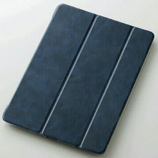 ELECOM - エレコム10.5インチ iPad Pro,iPad Airフラップカバー ブルー