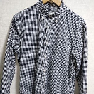 ユニクロ(UNIQLO)のギンガムチェックシャツ【UNIQLO】(シャツ)