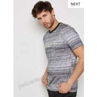 アディダス(adidas)のアディダス) adidas Tシャツ 半袖 メンズ トラクション AOP(Tシャツ/カットソー(半袖/袖なし))