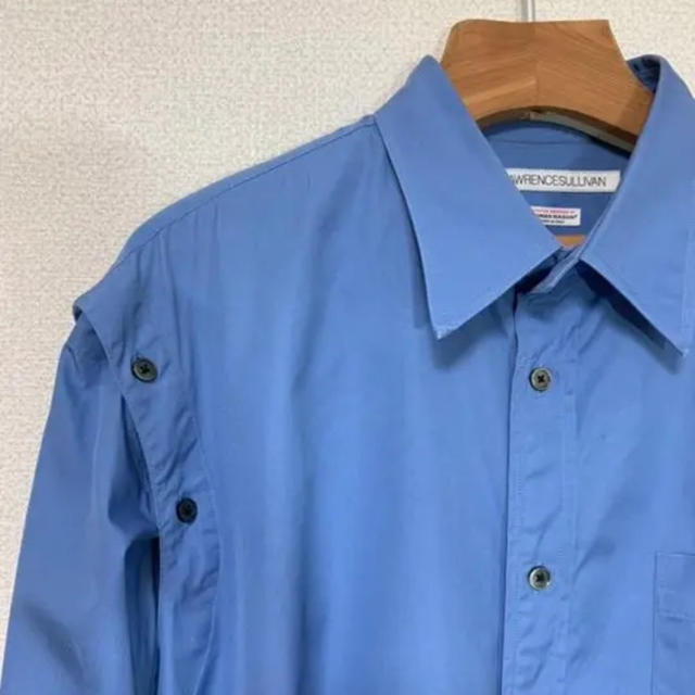 JOHN LAWRENCE SULLIVAN(ジョンローレンスサリバン)のJOHNLAWRENCESULLIVAN オーバーサイズシャツ メンズのトップス(シャツ)の商品写真