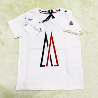 MONCLER - 今期 2019ss 新品 モンクレール ベビー ロゴ Tシャツ 24m 2A