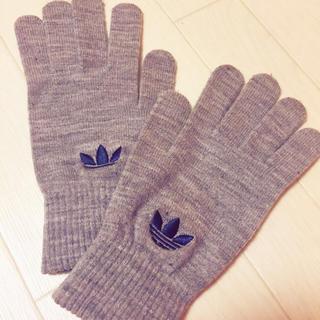 アディダス(adidas)のadidas original 手袋(手袋)