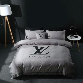 LOUIS VUITTON2019春夏 新品 ベッドセット 4点セット 寝具