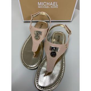 Michael Kors - 新品 MICHAEL KORS サンダル24cm