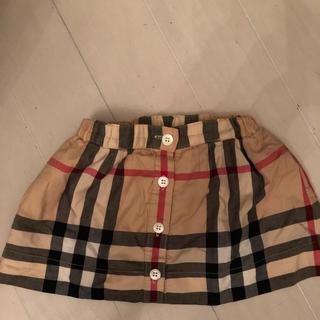 バーバリー(BURBERRY)のcoco様専用 BURBERRY  スカート  80㎝(スカート)
