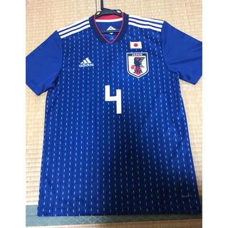 アディダス(adidas)のサッカー日本代表ユニフォーム 本田圭佑選手(ウェア)