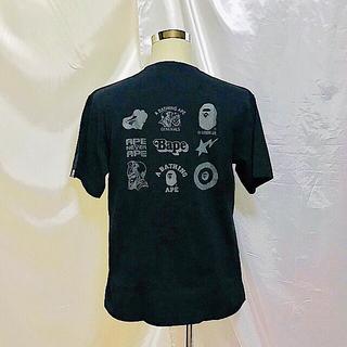 アベイシングエイプ(A BATHING APE)の【新品未開封】A・BATHING APE☆Tシャツ(Tシャツ/カットソー(半袖/袖なし))