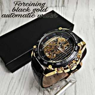【海外限定】Forcining0820 ローマンマグナム 腕時計 ウォッチ (腕時計(アナログ))