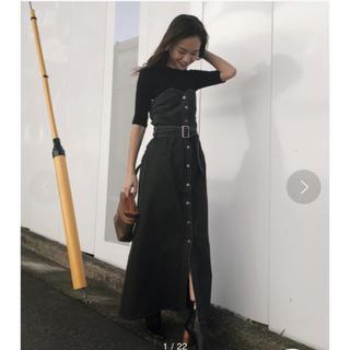 36e89e6632508 アメリヴィンテージ(Ameri VINTAGE)の kiki様専用 DENIM UNIFY DRESS(