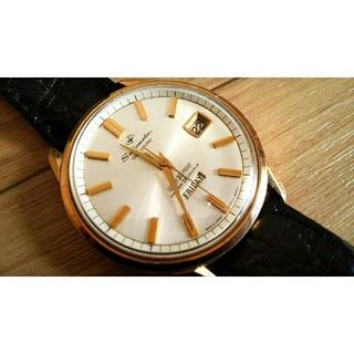 セイコー(SEIKO)の【希少】 SEIKO セイコー マティック ウィークデータ 60年代 自動巻(腕時計(アナログ))