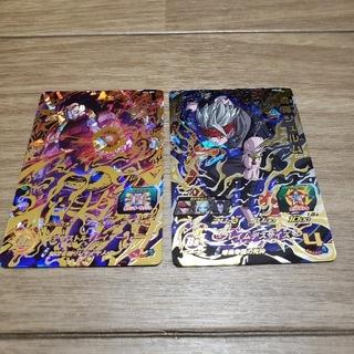 ドラゴンボール - スーパードラゴンボールヒーローズ カンバー & 魔神シュルム (プレイ用)
